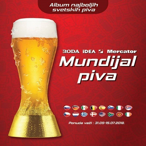 Roda katalog – Mundijal piva