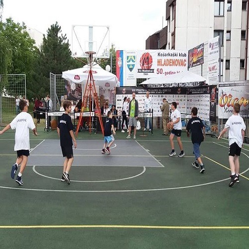 Završen Streetball basket turnir