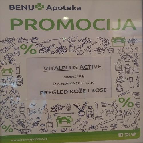 Promocija u BENU apoteci