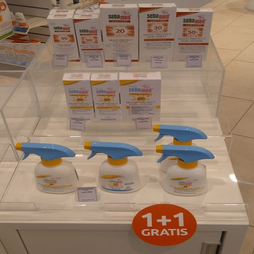 Akcija Sebamed Sun Care proizvoda u BENU apoteci!