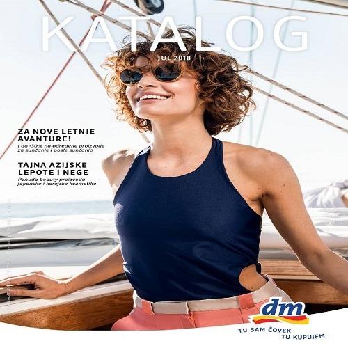 dm katalog za jul 2018