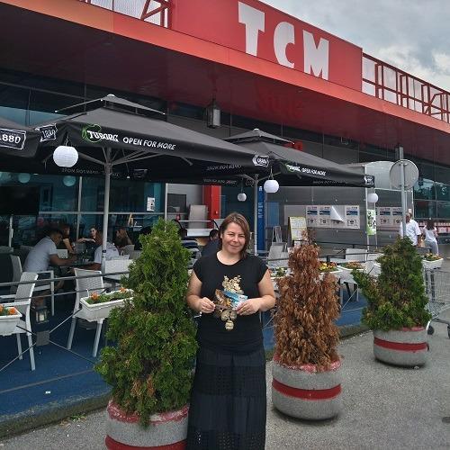 Dobitnica glavne nagrade je Katarina Dedić