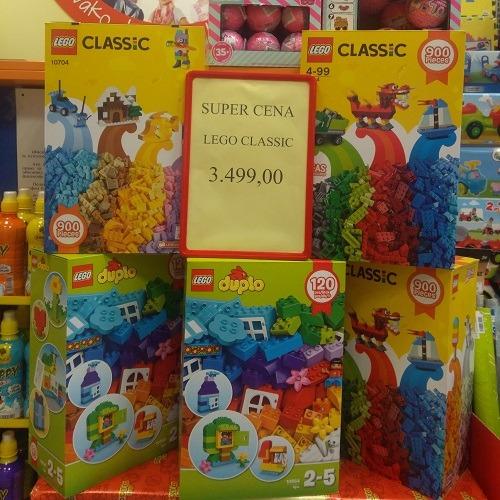 Super cena lego kocki u Dexy co kids-u!
