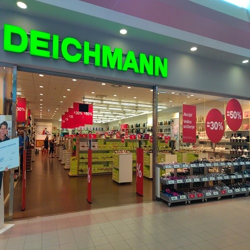 Počelo je sniženje u Deichmann-u