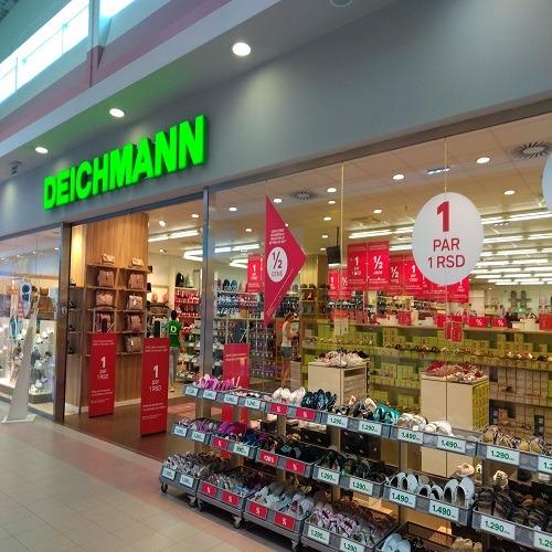 Veliko sniženje u Deichmannu još traje