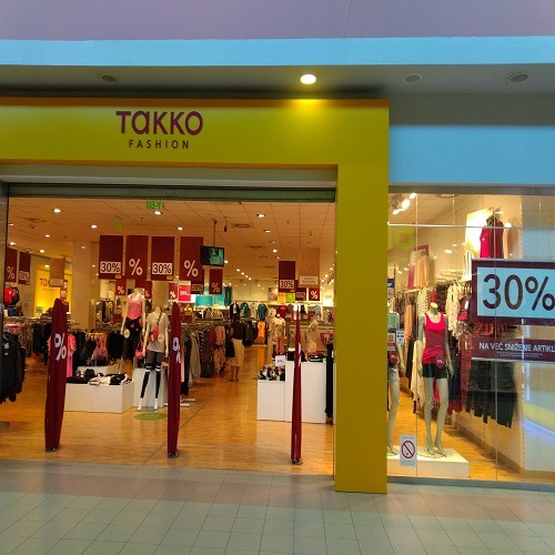 Ne propustite -50 % na već snižene artikle u Takko fashion