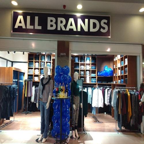 Otvoren novi butik All brands
