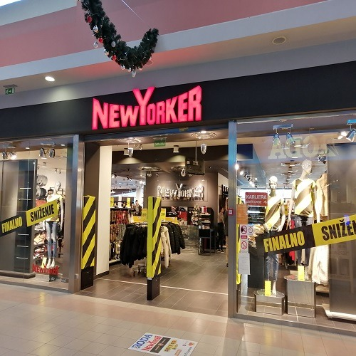 Finalno sniženje u NewYorker-u