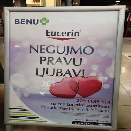 BENU apoteka- Negujmo pravu ljubav!