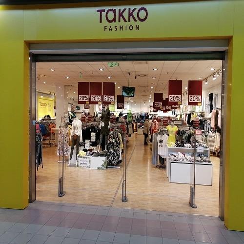 Dan žena -20 % u Takko fashion!