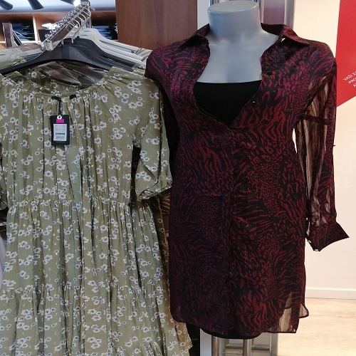 Veliki izbor prelepih haljina možete naći u butiku All brands