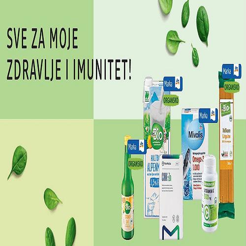 dm – Sve za moje zdravlje i imunitet